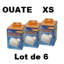 Inconnu Lot de 6 ouates de Recharge biobox XS