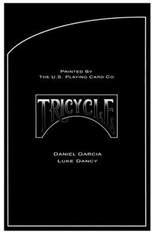 MMS Tricycle Card Box by Daniel Garcia and Luke Dancy- Trick