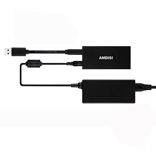 Kinect Adapter for Windows 10 PC,Xbox One S and Xbox One X.