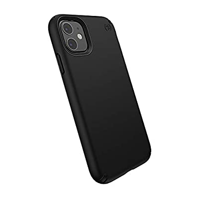 Speck Presidio Pro Case for iPhone 11, Black/Black