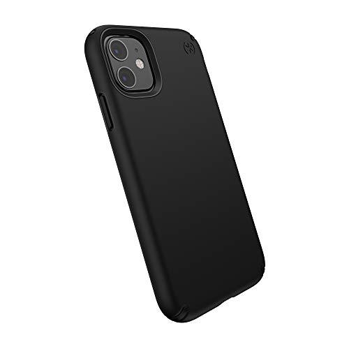Speck iPhone 11 Schutzhülle Handyhülle Schützende Hülle Tasche Dünne Schale Hardcase Beständig für Apple iPhone 11 - Presidio Pro - Schwarz