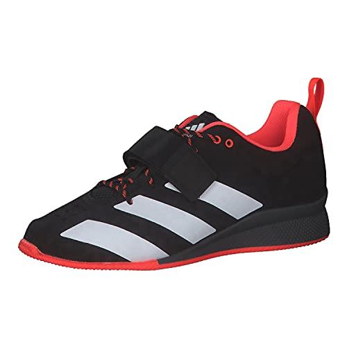 adidas Adipower Weightlifting II, Zapatillas de Running Hombre, NEGBÁS/FTWBLA/Rojsol, 47 1/3 EU