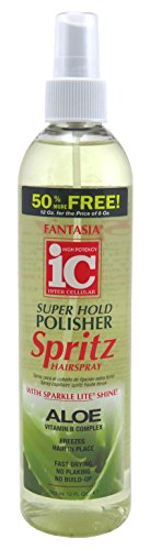 Fantasia Spritz Super-12 Maintenez la pompe Bonus Ounce Effacer (354ml) (6 Pack)
