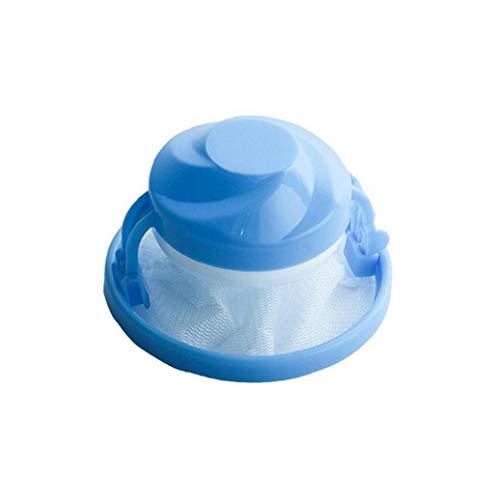 KHHGTYFYTFTY Pelusa Bolsa de Malla Lavado de filtros de Pelo Máquina de Limpieza de Redes Supplys de lavandería para la Ropa Reutilizable Azul Verde Rosa 3PCS