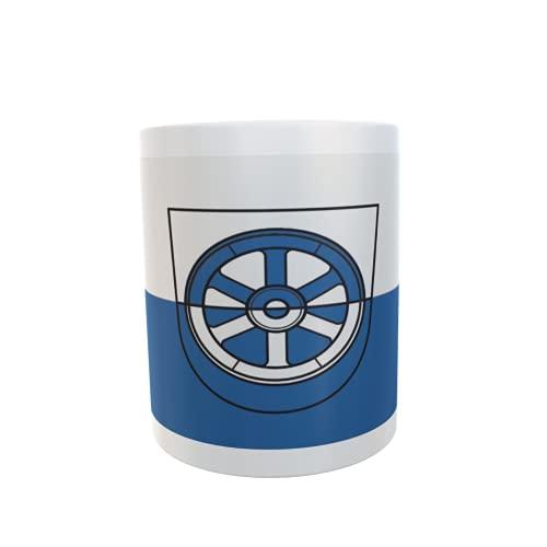 U24 Tasse Kaffeebecher Mug Cup Flagge Donaueschingen