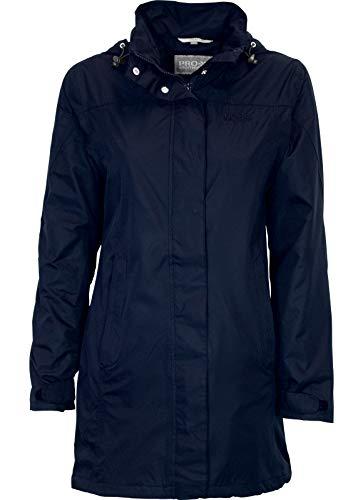 PRO-X elements 5180 - Cappotto da donna Jenna, colore: Marine, taglia 38
