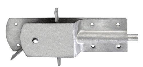 Connex Sicherheits-Stallriegel 210 x 65 mm, verzinkt, DY2207141