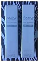 Avon Anew Clinical Line Eraser With Retinol Targeted Treatment lot of 2