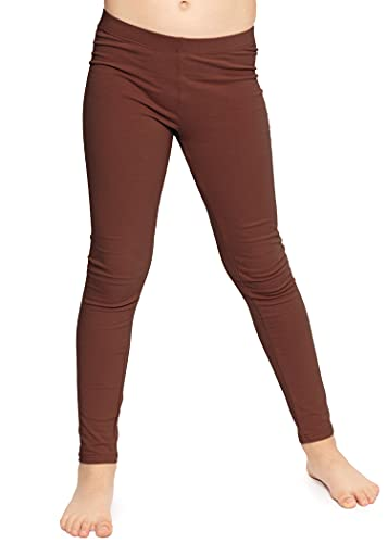 Oh So Soft Solid and Print Girl's Leggings
