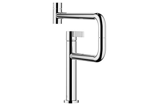 Dornbracht Tara Ultra Pivot Chrom 33 845 875-00 Hochdruckarmatur Wasserhahn