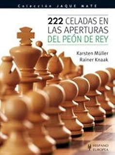 222 celadas en las aperturas del peon de rey / 222 traps in the king's pawn openings (Spanish Edition)
