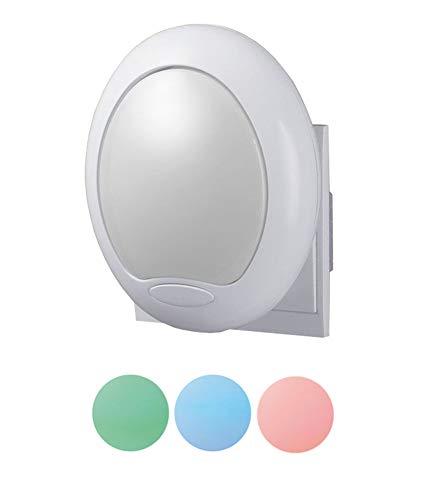 Livarno Lux LED Stecker Nachtlicht mit Farbwechsel