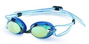HEAD Schwimmbrille Venom Mirrored, Blue-Blue, One Size