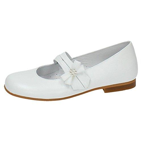 Bambinelli 872335 Zapatos De Ceremonia Niña Zapato Comunión Blanco 35