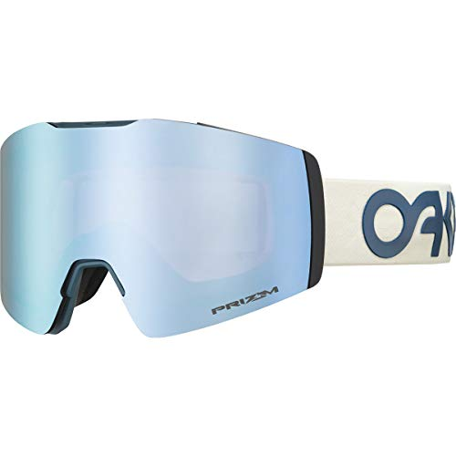 Oakley Fall Line Xm Gafas, Multicolor (Progresión Piloto De Fábrica/Prizm Snow Sapphire Iridium), M Unisex Adulto