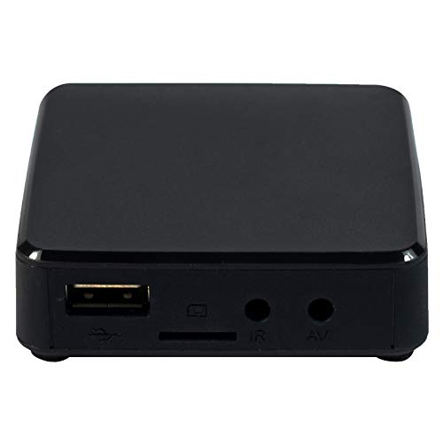 TVIP S-Box v.530 4K UHD IPTV/OTT Multimedia Player