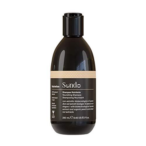 Sendo Champú Nutritivo para el Cabello, Nourishing Shampoo, Hydration, Hidrata