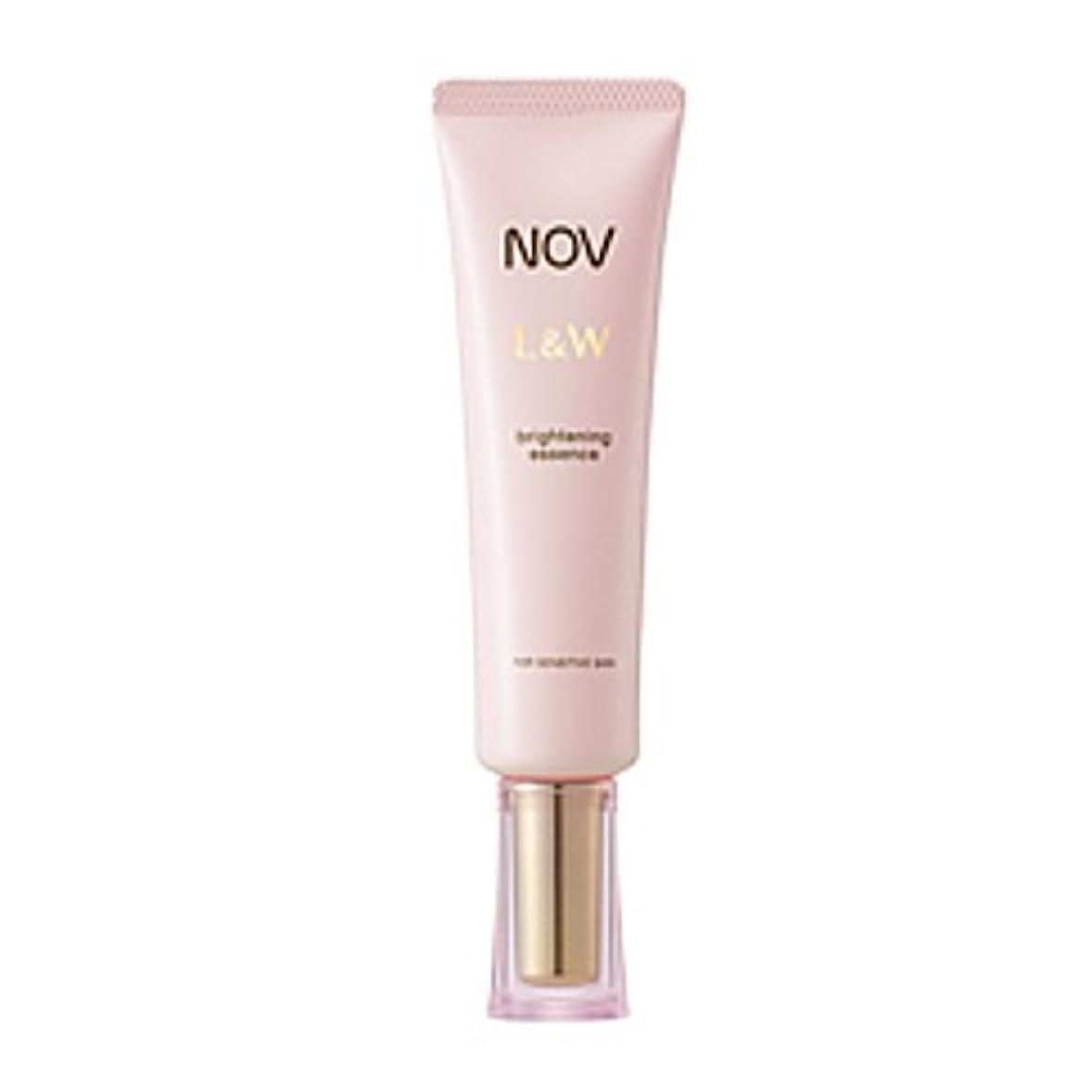 面倒動的炭素NOV L&W  ブライトニングエッセンス(医薬部外品)<30g>