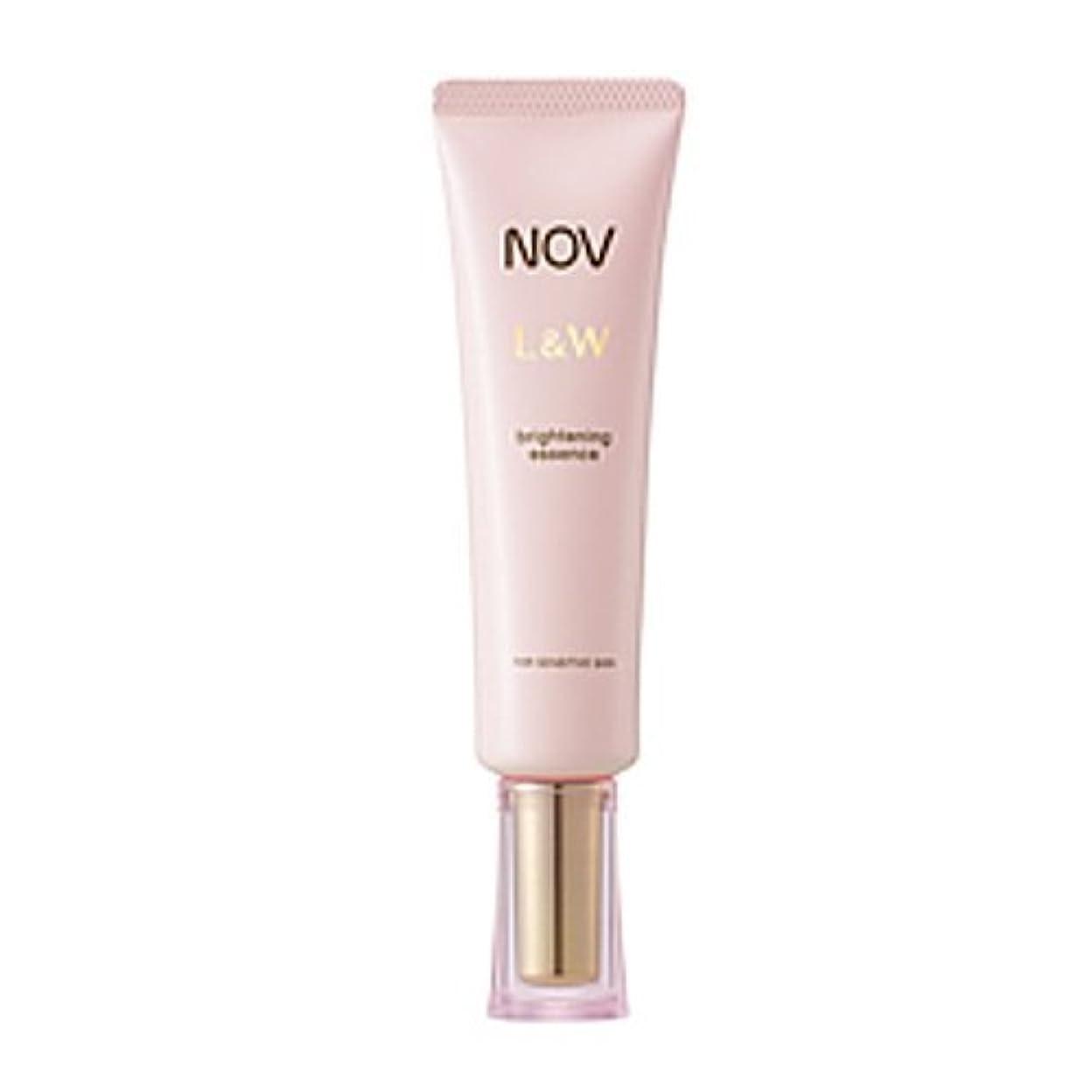 にじみ出るナインへ壁紙NOV L&W  ブライトニングエッセンス(医薬部外品)<30g>