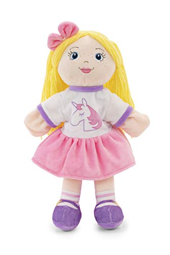 Hand Puppets – Soft Plush Hand Puppets for Girl and Boy – Kids Puppet Toy- Girl Puppet – Puppet Theater Puppet – Girl…
