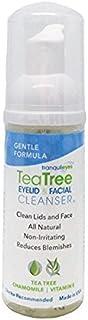 چای فرمول نرم و پاک کننده صورت (50 میلی لیتر) به کاهش خشکی چشم و علائم بلفاریت ایجاد شده توسط Demodex کمک می کند