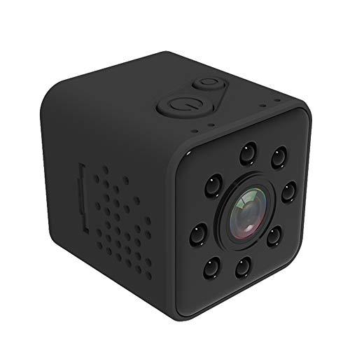 Carrfan Quelima SQ23 Mini Cámara WiFi 1080 P FHD Coche Dash CAM Deportes DV Car DVR Grabador IR Visión Nocturna Vídeo para Vehículo Oficina en casa Videocámara
