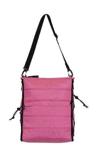 Fleurville Mobi Bag Wickeltasche Pink, MB PK