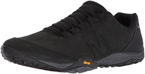 Merrell Herren Parkway Emboss Lace Sneaker, Schwarz (Black Black), 41 EU