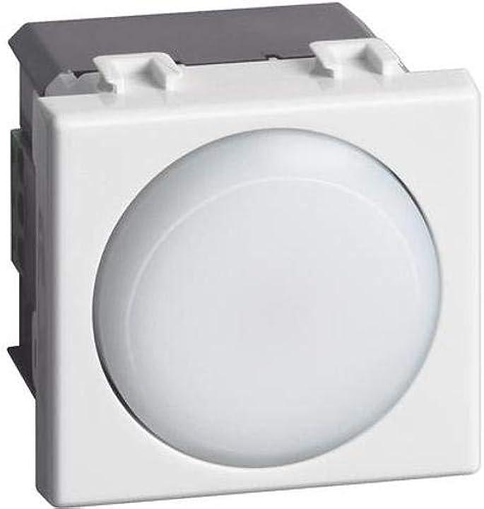 Torcia led estraibile bianco bticino a5780n matix torcia A5780N