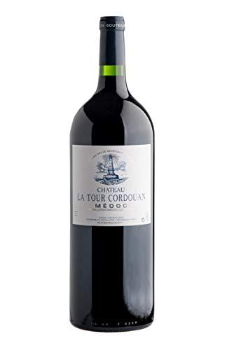 MAGNUM CHATEAU LA TOUR CORDOUAN 2016 - Gran vino tinto francès de Burdeos - 1,5L