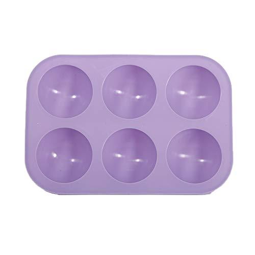 Siliconen Half Ball Sphere Cake Mold Chocolade Cake Fondant Candy Jello Soap Mold Bakvorm Pan lade