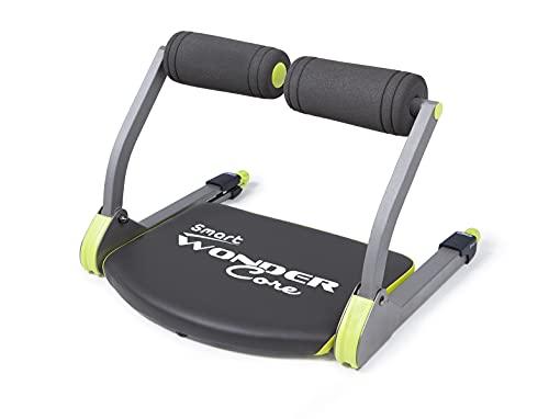 chi-enterprise Heimtrainer Wonder Core Smart | Fitnessgerät für Ganzkörpertraining | Trainingsgerät für Stärkung der Muskulatur, Gelenken, und Sehnen, schwarz, BM9791