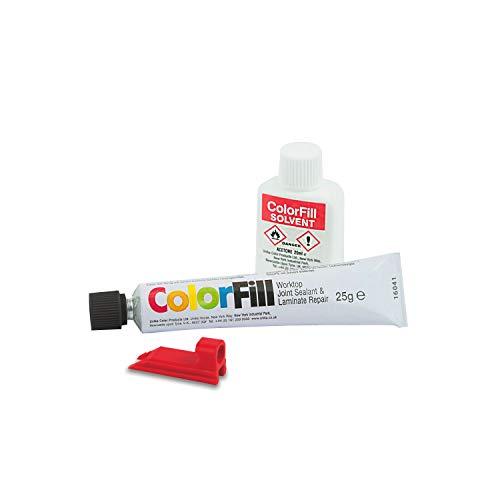 Unika BP145-AZ Colorfill Dichtstoff/Reparatur und Lösungsmittel für Verbindungen von...