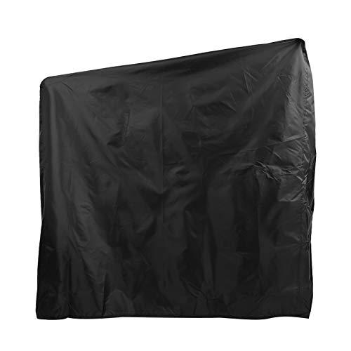 Aoutecen 210D Oxford Fabric Heavy Duty Anti-Dust Rain Cover UV Dust Dispositivo Fijo a Prueba de Viento, fácil de Instalar y Quitar en Exteriores y almacenes