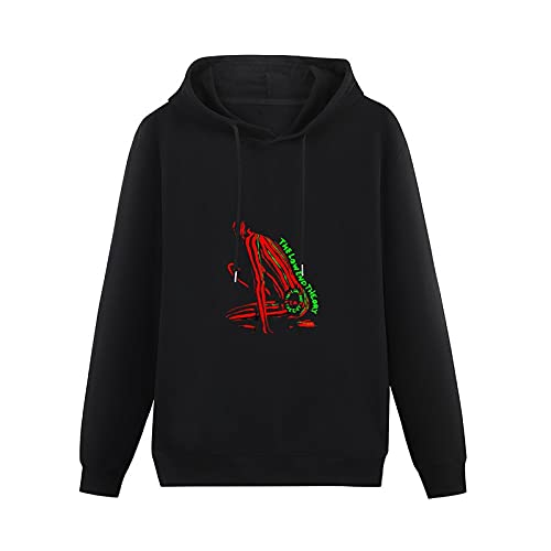 Low End Theory Tapestry Classic Printing Hoodie Men's Teen Pullover Comfy No Pocket