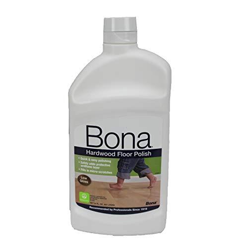 Bona WP500351001, Polish, Hardwood Floor Low Gloss 32 oz 8/cas