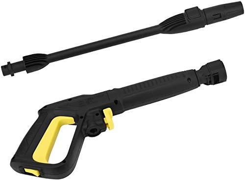Hochdruckreiniger Schnellkupplungs-Abzugspistolen-Kit zum Ersetzen der elektrischen Hochdruckreiniger Passend für Karcher K2 K3 K4 K5 K7 Schlauch-Schnellverschluss