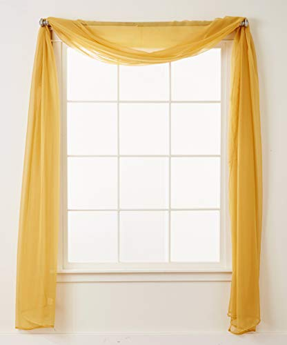 Elegant Comfort Luxury Sheer Cur...