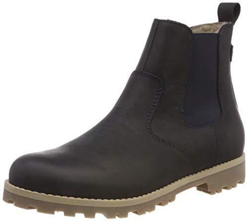 Froddo Unisex-Kinder Kids Ankle Boots G3160089 Schneestiefel, Blau (Dark Blue I17), 28 EU