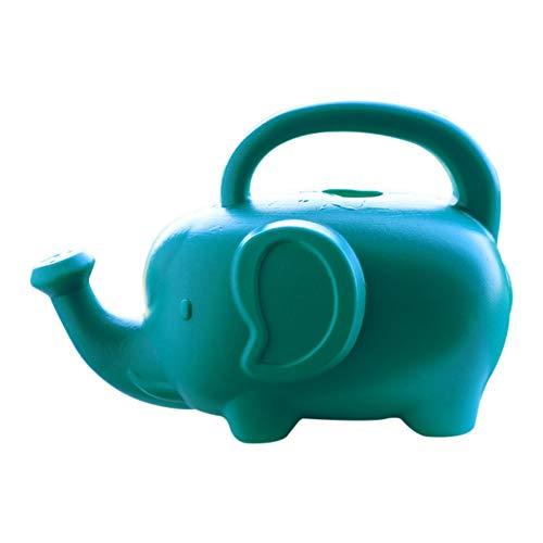 Savlot gieter voor de tuin, klein, olifant, comic, bewateringstop, voor binnen