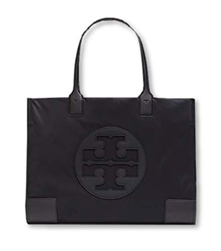 Tory Burch Ella Tote Black One Size