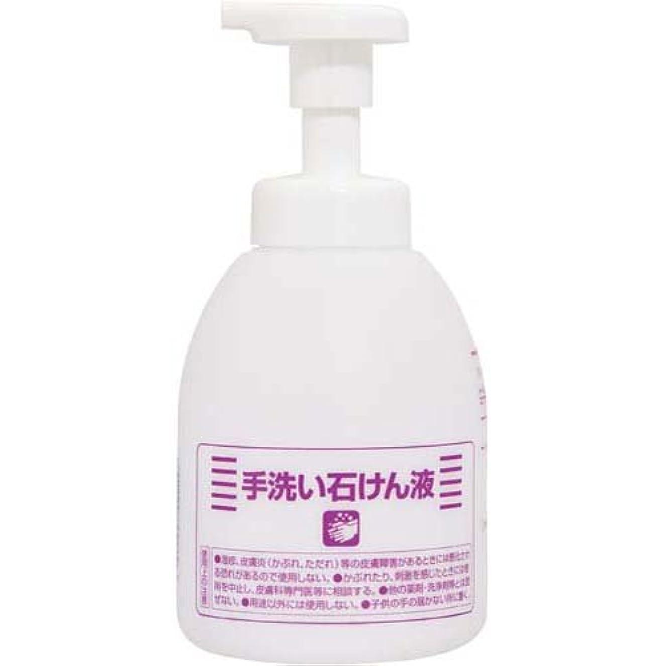 ニイタカ 薬用ハンドソープ 専用空ボトル500ml×6本