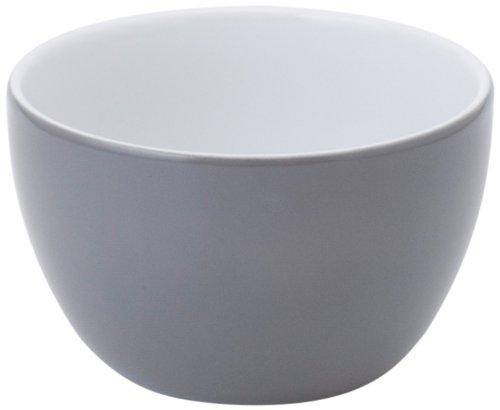 Kahla 0,25L Zuckerschale Pronto aus Porzellan Dekor: Grau