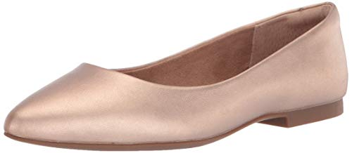 Top 10 best selling list for rose gold flat shoes