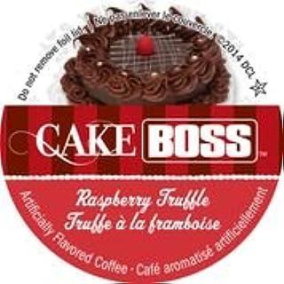 Cake Boss Coffee - Raspberry Truffle - 48 Single Serve K Cups for Keurig Brewers