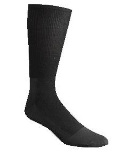Wigwam Ultimax Outdoor Liner Sock,Black - Large