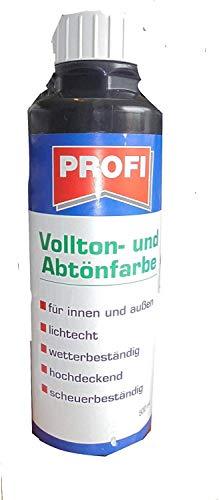 Vollton- und Abtönfarbe für innen und außen Orange 500 ml