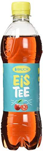 RAUCH Eistee Kirsche, 12er Pack (12 x 500 ml)