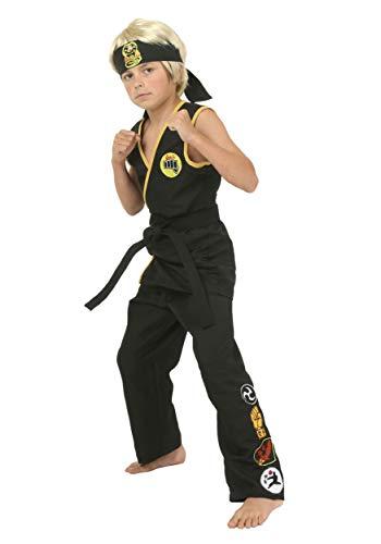 Child Cobra Kai Costume Medium