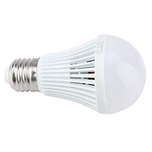 Aoutecen Práctica lámpara de detección de Movimiento, luz con Sensor de Movimiento, lámpara de inducción del Cuerpo Humano activada por Movimiento para la Cocina del hogar(5W, White, 12)